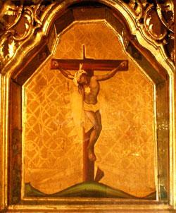 Glynyany, miraculous icon of the Crucifixion of Jesus Christ